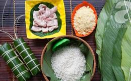 Giáp Tết, nhiều ông bà chủ bán đồ ăn Việt ở Nhật mua vé máy bay mời cha mẹ sang... gói bánh chưng, làm giò lụa
