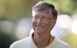 Sau hơn 10 năm rời khỏi Microsoft, Bill Gates ngày một giàu, sắp trở thành nghìn tỷ phú đầu tiên của thế giới