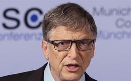 Bill Gates cảnh báo về nguy cơ khủng bố sinh học khiến 30 triệu người thiệt mạng