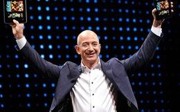 Làm giàu kiểu Jeff Bezos