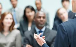 Áp dụng nguyên tắc 10-20-30 này, bạn sẽ dễ dàng làm chủ bất kì buổi thuyết trình nào