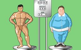 Chỉ số BMI đã lỗi thời sau gần 200 năm, đây là cách tính cân nặng hoàn hảo mới theo các nhà khoa học