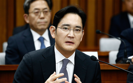 Người thừa kế Samsung bị xem là nghi phạm đút lót