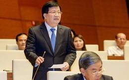Phó Thủ tướng Trịnh Đình Dũng giải thích vì sao Chính phủ kiên định với mục tiêu tăng trưởng 6,7%