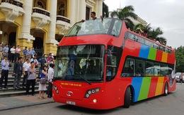 Bộ Giao thông yêu cầu dừng thí điểm xe buýt 2 tầng