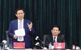 Phó Thủ tướng Vương Đình Huệ: Chính phủ đang xem xét có cho phép DN Nhà nước khi cổ phần hóa được chuyển đổi quyền sử dụng đất hay không