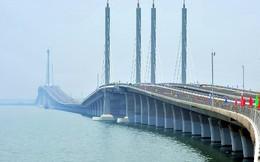 Trung Quốc hoàn thành đường hầm xuyên biển dài nhất, sâu nhất thế giới sau 7 năm