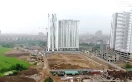 Nhiều dự án chung cư mắc kẹt do không có đường vào