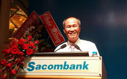 Sau 11 năm gắn bó, Sacombank muốn rời sàn HOSE, thay mã giao dịch chứng khoán