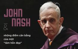"""John Nash: Những điểm cân bằng của một """"tâm hồn đẹp"""""""