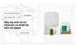 Câu chuyện startup nực cười nhất 2017: Máy ép sinh tố có Internet và thiết kế tầm cỡ Apple