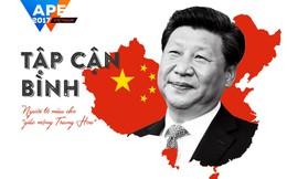 """Ông Tập Cận Bình – Người tô màu cho """"giấc mộng Trung Hoa"""""""