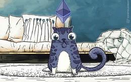 Tăng giá điên cuồng nhưng ứng dụng phổ biến nhất của tiền ảo lúc này lại chẳng khác nào trò chơi trẻ con: Mua 'mèo ảo', cho lai giống, rồi bán thu về tiền ảo!