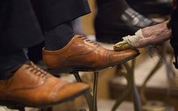 """""""Tôi thà làm một người đánh giày còn hơn là nhân viên ngân hàng"""""""