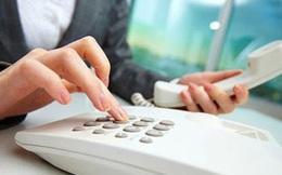 Đổi mã vùng điện thoại: Vẫn quay số song song trong 1 tháng
