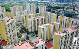 Toàn cảnh khu tái định cư lớn nhất TP.HCM vắng bóng người