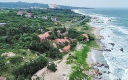 """""""Đắng lòng"""" nhìn cảnh hoang tàn của cả chục dự án du lịch tại biển Kê Gà, Bình Thuận"""