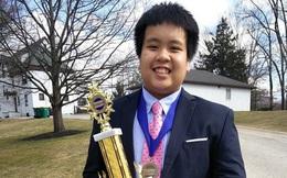 Độ 'khủng' cuộc thi DECA Đỗ Nhật Nam vừa giành giải thưởng: 3.500 học sinh trung học, 2.000 sinh viên đại học, quy mô toàn nước Mỹ, cố vấn khắp thế giới
