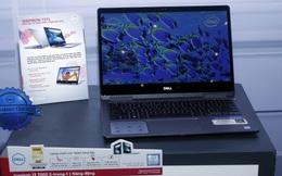 """Dell giới thiệu dòng laptop """"2 trong 1"""" mới tại Việt Nam, giá từ 27,5 triệu đồng"""