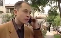 Video siêu hiếm: Elon Musk thời còn ít tóc đã mua hẳn một chiếc siêu xe 1 triệu USD, chưa đầy 1 năm sau đã đâm hỏng nó