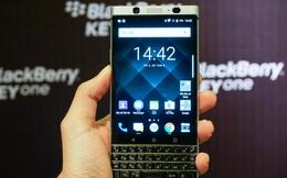 BlackBerry tái xuất thị trường Việt Nam với mẫu smartphone bàn phím QWERTY Keyone giá 14,99 triệu đồng