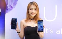 HTC tung ra bộ đôi U Play và U Ultra cạnh tranh Samsung, Apple