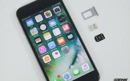 """SIM ghép """"thần thánh"""" biến iPhone Lock thành quốc tế, hỗ trợ SIM 4G, người mua cần cảnh giác cao độ"""