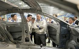 Lập liên doanh, Hyundai - Thành Công quyết xuất khẩu ôtô