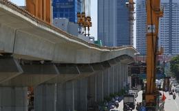 Đã hoàn thành 90%, người dân thủ đô sẽ được thử tuyến đường sắt đô thị trên cao đầu tiên tại Việt Nam vào tháng 9 tới