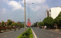 Sắp có tuyến đường trục trung tâm hành chính huyện Thạch Thất