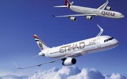 Cái khó ló cái khôn, Qatar Airways và Etihad Airways ra tay đối phó lệnh cấm thiết bị điện tử của Mỹ