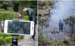 Việc nhẹ lương cao không dành cho người yếu tim: Livestream tảo mộ 15 phút, đút túi gần 3 triệu đồng