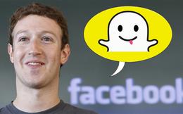 Facebook đang rất sợ Snapchat