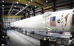 Space X sẽ tiến hành vụ phóng vệ tinh vào ngày 9/1