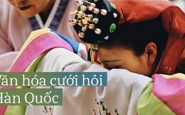 Những nét đặc biệt trong văn hóa cưới hỏi Hàn Quốc: Lễ nghi giản lược nhưng chi phí ngày càng đắt đỏ