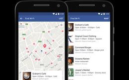 Facebook ra tính năng tìm Wi-Fi miễn phí trên toàn thế giới