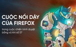 Mozilla Firefox 57 - đòn phản công của chú cáo lửa và câu chuyện đằng sau cuộc nổi dậy