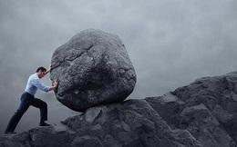 Bí quyết để trở thành một salesman siêu cấp: Hãy đến văn phòng mỗi ngày, và sẵn sàng bị đuổi việc bất cứ lúc nào!