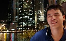 Nguyễn Hoàng Giang - Cậu sinh viên khiếm thị một mình sang Singapore làm app đặt xe cho người đồng cảnh ngộ