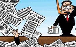 Hơn 2.000 điều kiện kinh doanh được đề nghị bãi bỏ là những điều kiện gì?