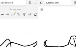 Website mới của Google biến mọi bức vẽ nguệch ngoạc thành tác phẩm nghệ thuật