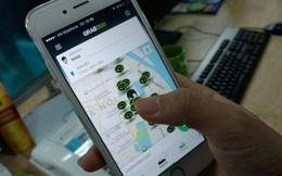 Hà Nội nắng nóng: Uber, Grab đồng loạt tính cước phí cao