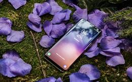 Galaxy S8 lần đầu tiên giới thiệu khái niệm màn hình vô cực: 2960 x 1440px, màn tràn 2 cạnh, không còn nút Home vật lý