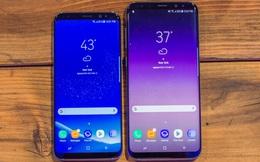 """6 điều Samsung Galaxy S8 làm được còn iPhone thì """"bó tay"""""""