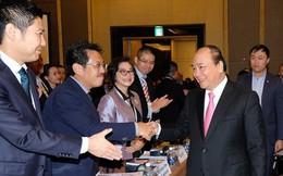 Thủ tướng dự Diễn đàn Doanh nghiệp Việt Nam 2017