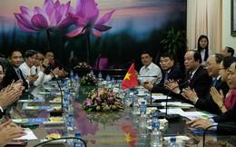 Thủ tướng tiếp các doanh nghiệp dự xúc tiến đầu tư tỉnh Đồng Tháp