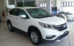 Thị trường ô tô đóng băng trong tháng 9, một mình Honda bứt phá nhờ chiến dịch xả hàng CR-V