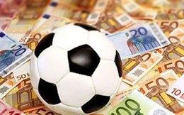 Đặt tiền cá cược bóng đá, đua ngựa, đua chó đúng luật tối đa được bao nhiêu?