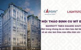 Cơ hội nhận thẻ xanh Mỹ với dự án khách sạn mới nhất của Marriott