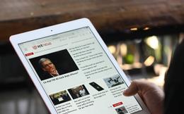 Thị trường tablet suy giảm hai năm liên tiếp, thời kỳ suy thoái bắt đầu?